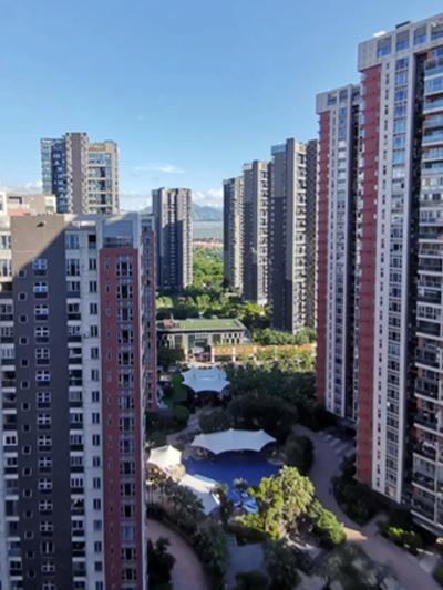 乐奇智能公寓案例分享:深圳阳光海滨花园
