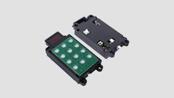 LECHT乐奇指纹门锁电池更换保养方法