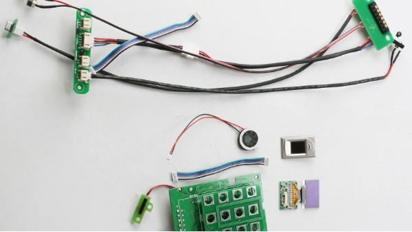 NB-IoT智能锁方案,乐奇电子方案无缝对接各种智能家居