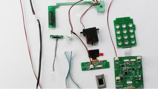 乐奇智能锁电子方案,打造安全便捷的家居环境